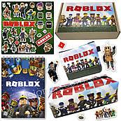 Бокс Роблокс (пенал, блокнот, кошелек, наклейки) – отличный подарок любителям игры Roblox