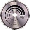 Пильный диск Bosch Optiline Wood 250×3,2×30 мм, 80 VW (2608640660)