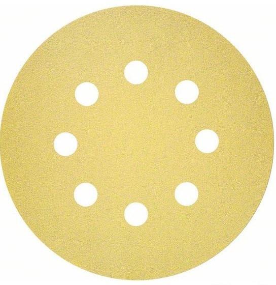 Шлифовальный лист C450 Standard for General Purpose 125 мм 50 листов К180,8 отверстий