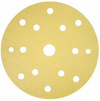 Шлифовальный лист C450 Standard for General Purpose 150 мм, 50 листов К40, 15 отверстий (2608621730)