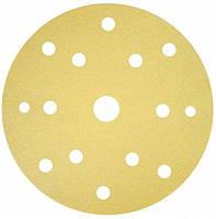 Шлифовальный лист C450 Standard for General Purpose 150 мм, 50 листов К120, 15 отверстий (2608621734)