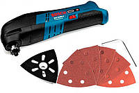 Аккумуляторный реноватор Bosch GOP 12 V-Li без з/у и аккумуляторов (060185800C)