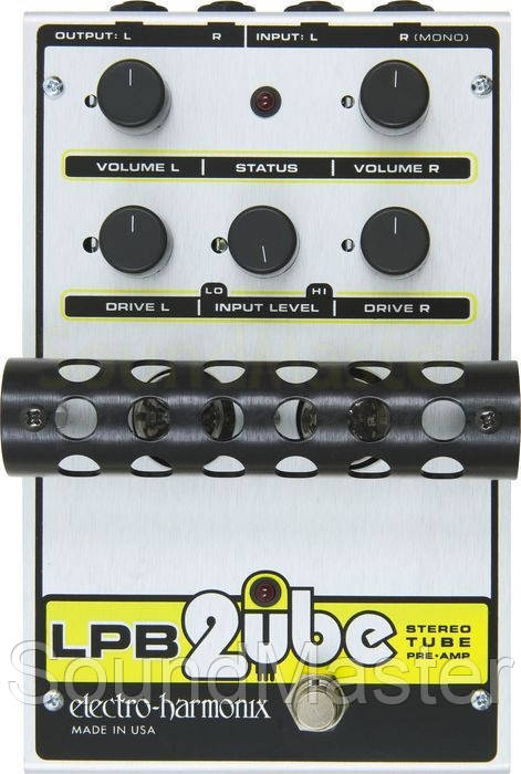 Педаль эффектов Electro-Harmonix LPB-2ube - SoundMaster в Киеве