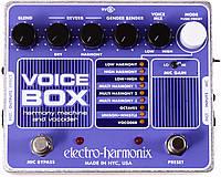 Напольный вокальный процессор Electro-Harmonix Voice Box