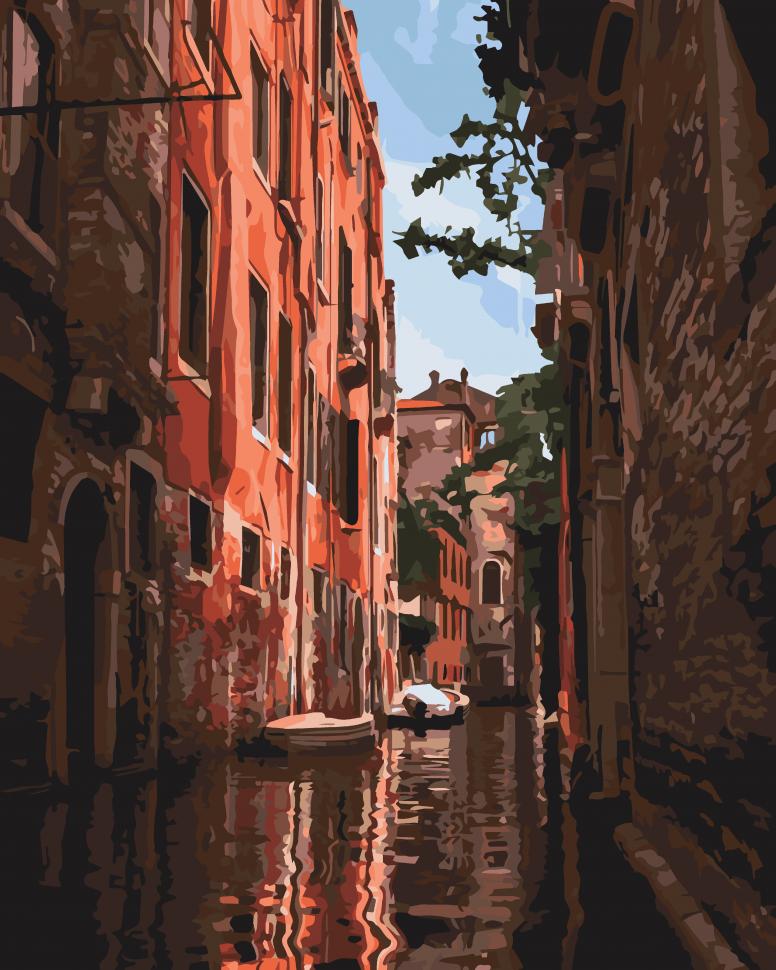 "Картина по номерам Art Craft ""Канал Каннареджо Венеция"" 40*50 см 11214-AC"