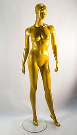 Манекен женский Q 25-44 золотой