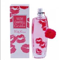 Женская туалетная вода Naomi Campbell With Kisses 75 мл