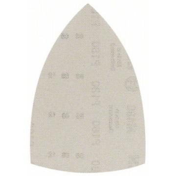 10 шліфлистів Bosch на сітчастої основі 100x150 мм K150