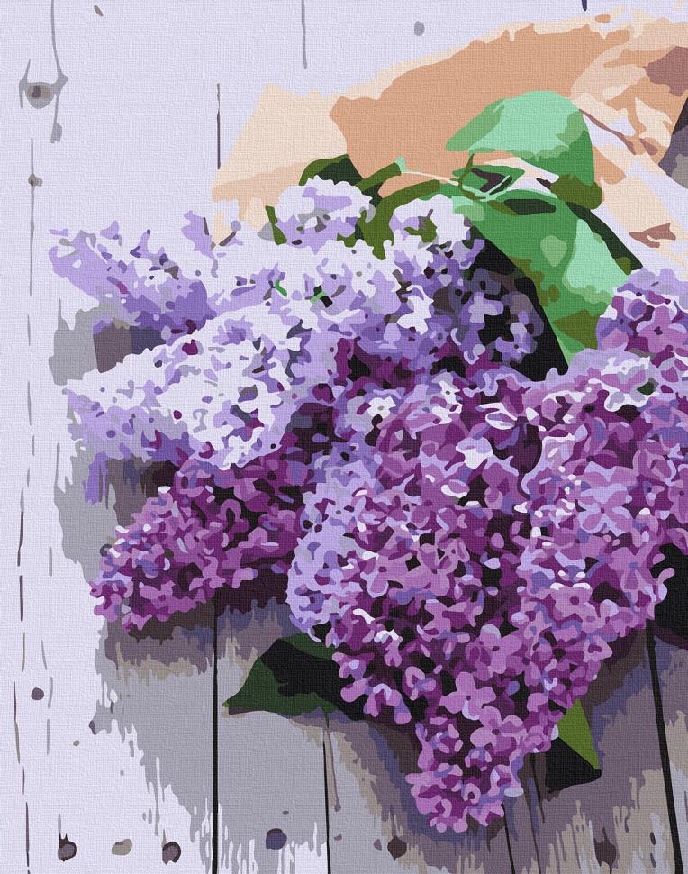 """Картина по номерам Art Craft """"Дыхание весны"""" 40*50 см 13111-AC"""