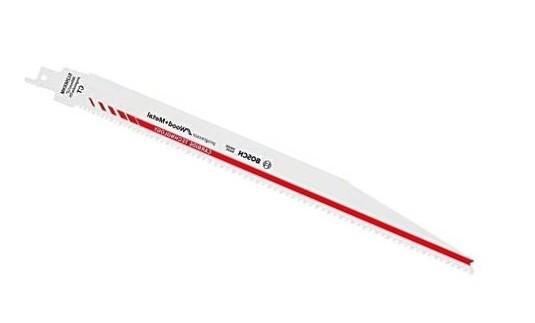 Пиляльне полотно Bosch S1256XHM Progressor for Wood+Metal (2608653283)