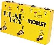 Ножной контроллер Morley Quad Box Selector/Combiner
