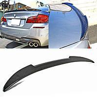 Карбоновый Спойлер BMW 5 F10 M4 Дизайн
