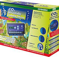 PH-контроллер Dennerle Evolution DeLuxe, для измерения pH и автоматической регулировки подачи СО2 в аквариум