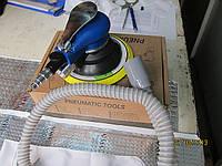 Пневмошлифовальная эксцентриковая машинка Hymair АТ-980-6V