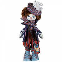Набор для шитья куклы на льняной основе. Текстильная кукла Актриса Kukla Nova К1002
