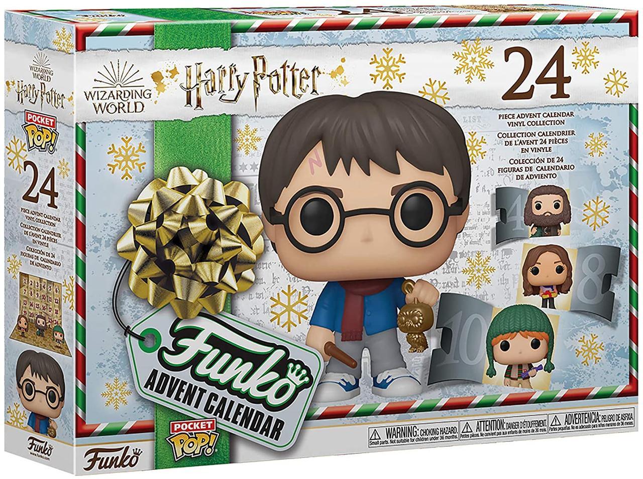 Funko Advent Calendar Harry Potter Адвент календарь Funko Гарри Поттер  50730