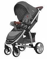 Детская коляска прогулочная CARRELLO Vista CRL-8505 Steel Gray