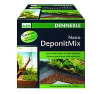 Питательная подложка Dennerle Nano Deponit Mix для мини-аквариумов, 1 кг