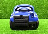 Пылесос Rainberg RB-654 колбовый 2,5L - 2500 W, фото 7