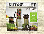 Кухонный комбайн (блендер) Nutribullet Prime Magic Bullet 1000 Вт, фото 2