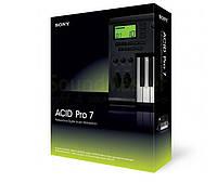 ПО для студий Sony ACID PRO 7