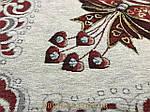 Скатерть новогодняя испанский гобелен Свеча (150х220 см.), фото 6