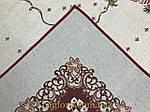 Скатерть новогодняя испанский гобелен Свеча (150х220 см.), фото 9