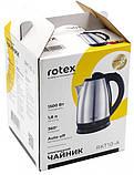 Электрочайник ROTEX RKT10-A, фото 3