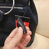 Женский кожаный рюкзак Эйфелевая башня, фото 2