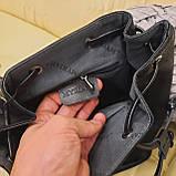 Женский кожаный рюкзак Эйфелевая башня, фото 6