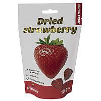 Клубника сушеная Dried Strawberry ТМ Spektrumix, 100 г