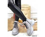 Зимние ботинки на спортивной подошве., фото 2