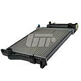 Радиатор основной BMW 5 E39 / Радиатор для m50b20 m52b20 m52b25 m52b28, фото 4