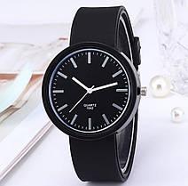 Часы женские силиконовый ремешок 4 цвета, фото 2