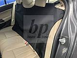 Майки (чехлы / накидки) на сиденья (автоткань) seat leon III (сеат / сиат леон 2012+), фото 7