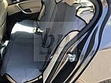 Майки (чехлы / накидки) на сиденья (автоткань) seat leon III (сеат / сиат леон 2012+), фото 8