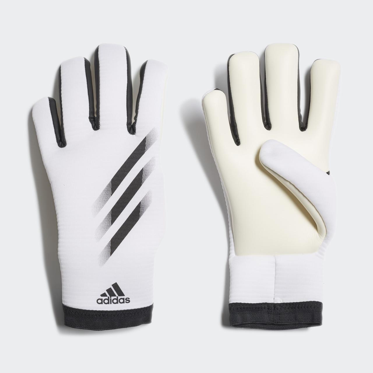Детские вратарские перчатки adidas X GL TRN J. Оригинал. 6 junior.