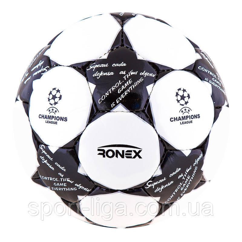 Футбольний м'яч Ronex Duxion