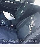 Авточехлы на Renault Trafic III 1+2 от 2014-года Nika Рено Трафик, фото 7