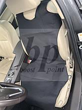 Майки (чехлы / накидки) на сиденья (автоткань) Toyota Yaris I /Echo/ Vitz (тойота ярис 1/ эхо/ ехо/ виц 1999г-