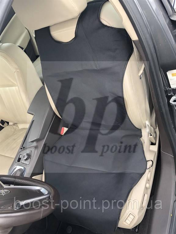 Майки (чехлы / накидки) на сиденья (автоткань) Renault Latitude (рено латитьюд 2011+)