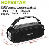 Портативная влагозащищенная колонка HOPESTAR A20 c функцией Bluetooth