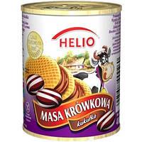 Helio Masa Krowkowa KUKULKA — сгущенное молоко со вкусом конфет, 400 гр.