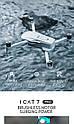 Квадрокоптер ICAT7 с Сумкой GPS, Wi-Fi, 1500м полета, 27мин, фото 3