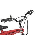 Велосипед детский Lanq-Projective 14Д. красный WLN1439D-T-3F, фото 3