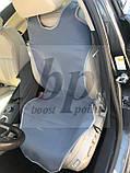 Майки (чехлы / накидки) на сиденья (автоткань) Renault Dokker (рено доккер 2013г+), фото 4