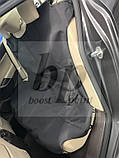 Майки (чехлы / накидки) на сиденья (автоткань) Renault Dokker (рено доккер 2013г+), фото 7