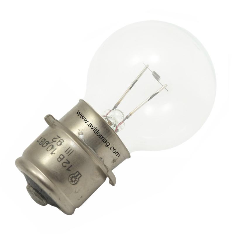 Лампа накаливания оптическая ОП 12-100 1Ф-C34-1