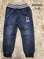 Джинсовые брюки для мальчиков Grace, 1-5 лет. Артикул: B83043 , фото 1