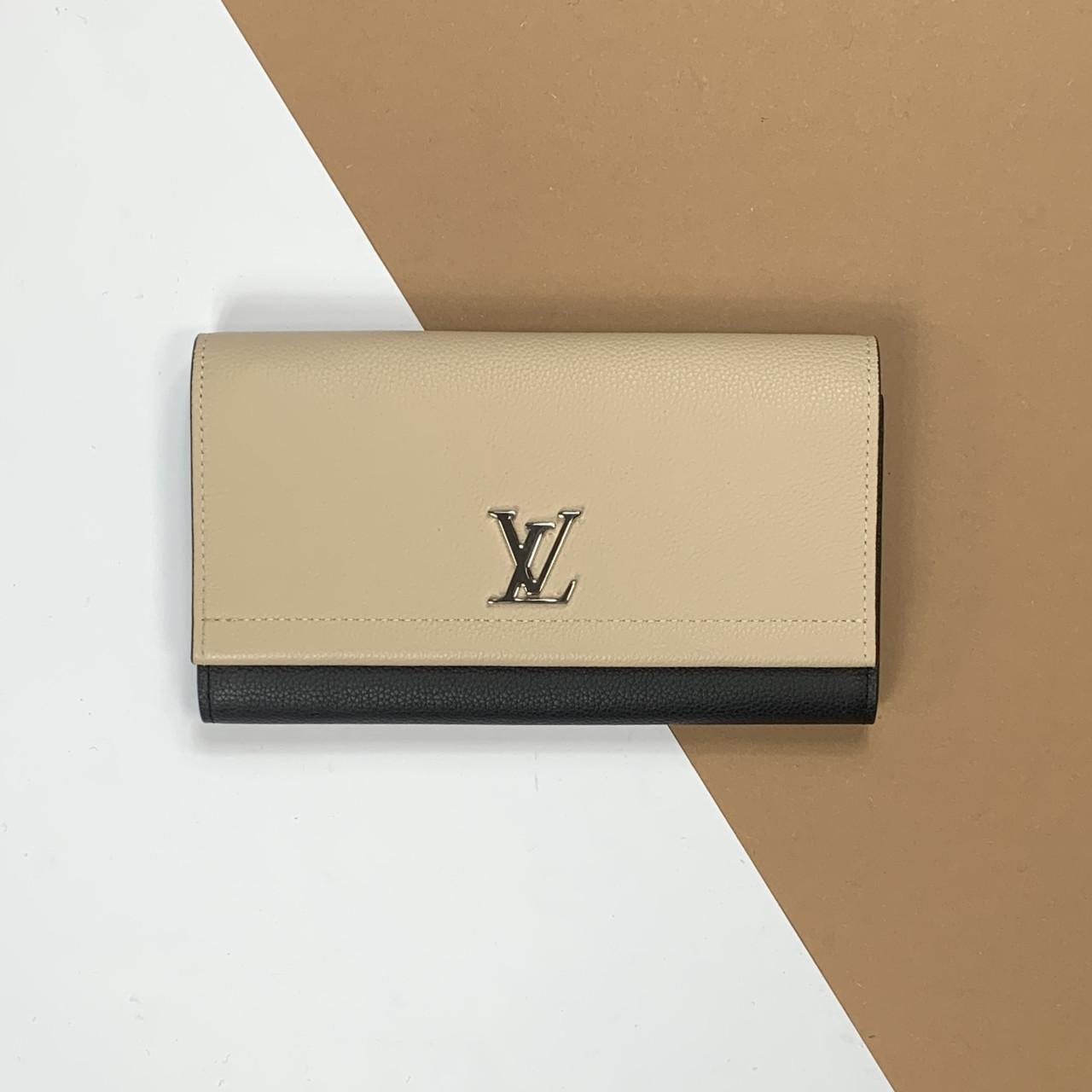 Женский кошелек Louis Vuitton Lockme (Луи Виттон) арт. 22-22